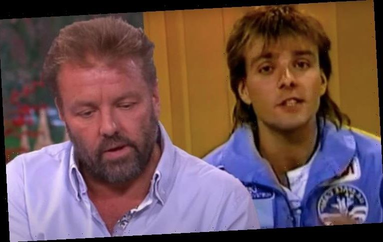 Martin Roberts: Homes Under The Hammer host addresses 'throwing up' backstage in BBC show