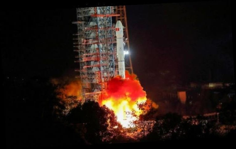 Space race 2.0: China's growing dominance over NASA 'a cause for concern'