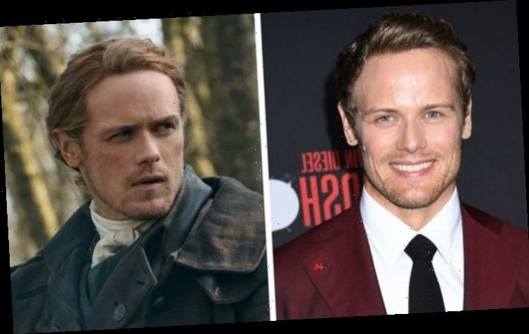 Sam Heughan age: How old is Outlander's Jamie Fraser star?
