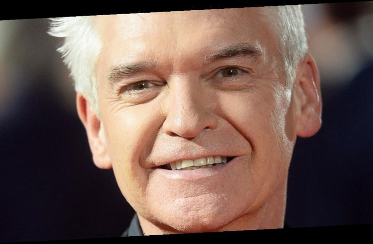Phillip Schofield shows fans the poignant new piece of artwork he's adding to his stunning home