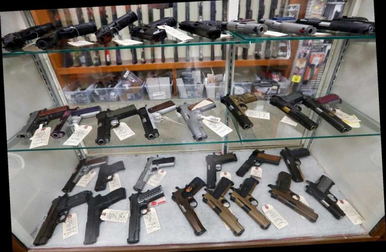 US gun sales reach record highs in 2020 amid COVID-19, civil unrest