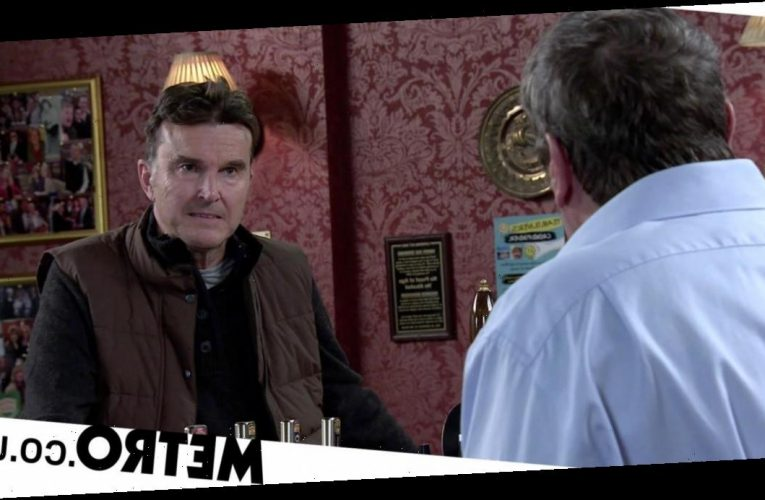 Spoilers: Scott exposes Johnny's shocking death secret to Jenny in Corrie