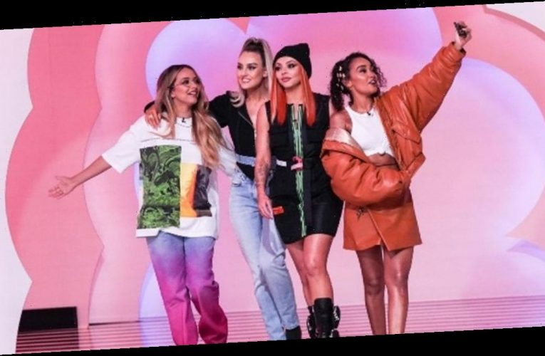 Little Mix: The Search's live show postponed after crew test positive for coronavirus