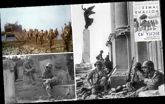 The Allies' capture of Sicily in was beginning of end for Third Reich
