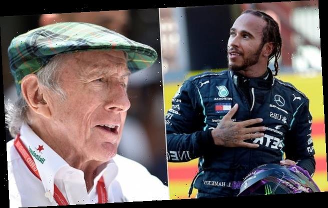 Sir Jackie Stewart says Hamilton greatest ever claim 'hard to justify'