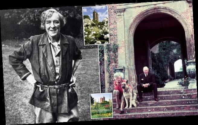Vita Sackville-West husband Harold gave Sissinghurst gardens new life