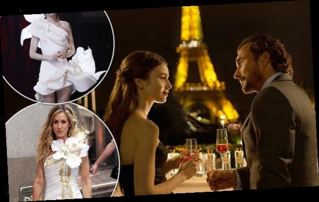 The French are up in arms about Netflix's racy new hit Emily In Paris