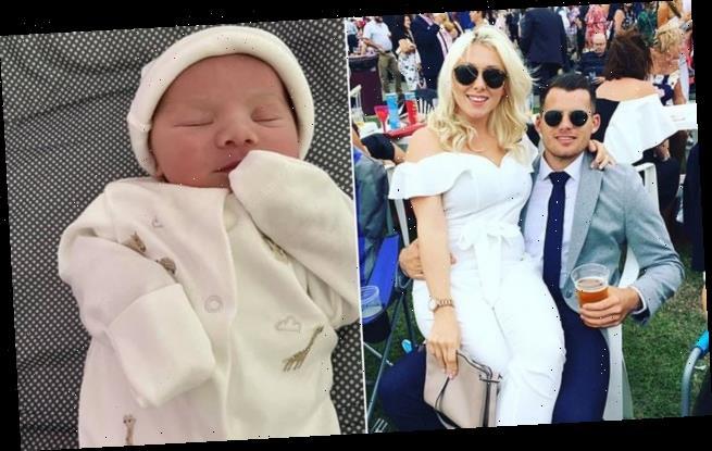 Fiancée of dead footballer Jordan Sinnott announces birth of daughter