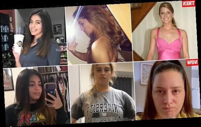 Women share honest pictures of their 'glow downs'
