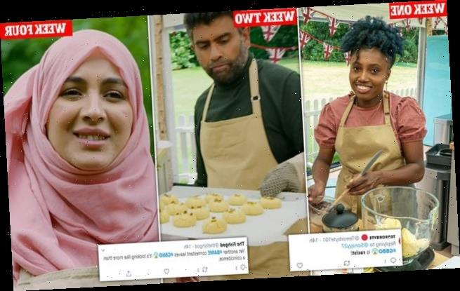 The Great British Bake Off viewers have accused show of being 'racist'