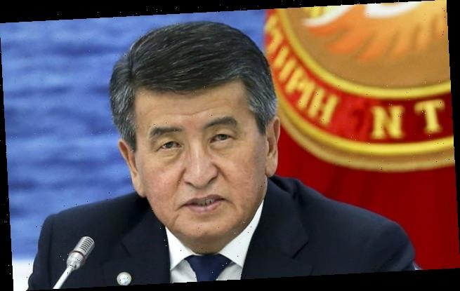 Kyrgyzstan's president quits after protests following disputed vote