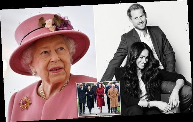 Prince Harry and Meghan Markle won't spend Christmas in Sandringham