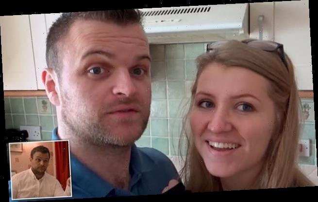 Married at First Sight: Newlywed says he's 'terrified' to move in
