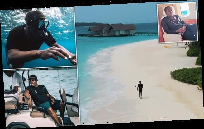 Playboy son of Equatorial Guinea's leader flaunts £38k-a-night holiday