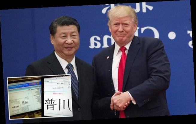 Trump paid taxes to China while paying next to nothing to US treasury