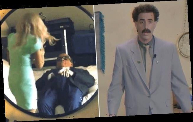 Borat 2 is released one hour before debate