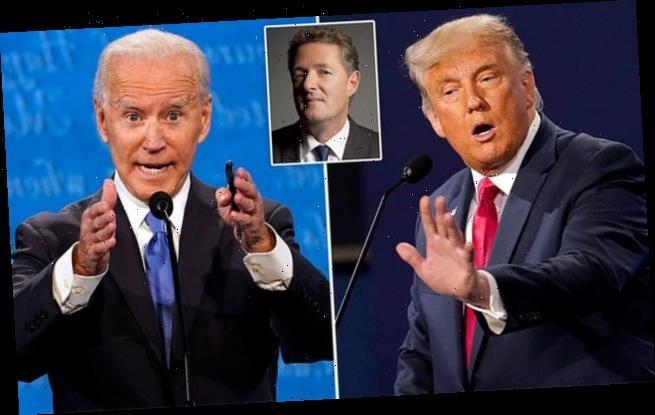 PIERS MORGAN: Donald Trump won last night's debate
