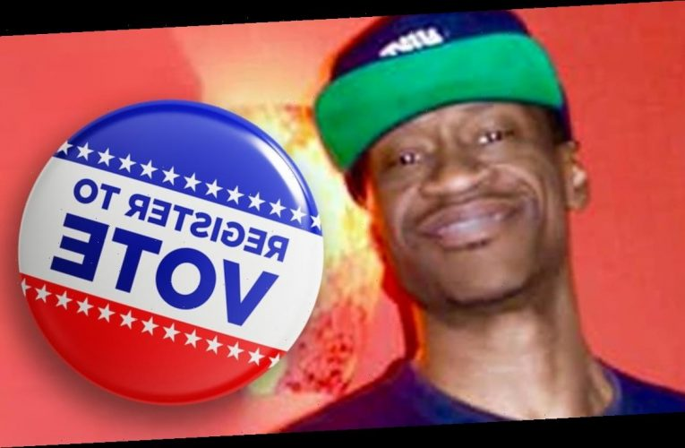 George Floyd Family Using His Birthday to Push Voter Registration