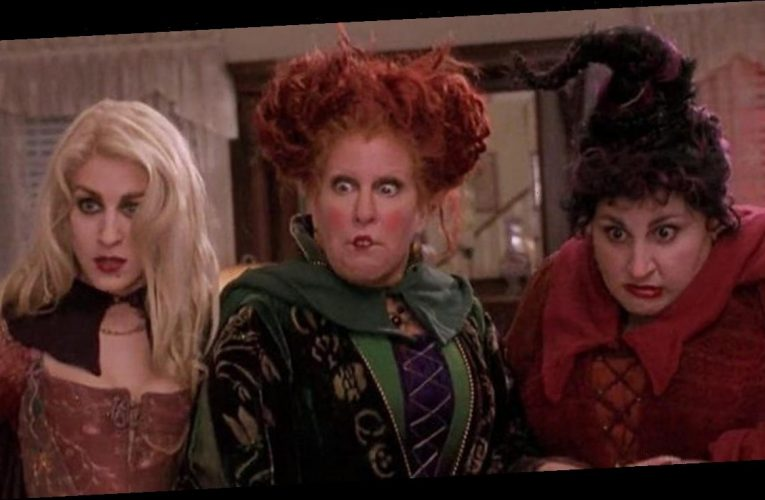 Here's How You Can Watch 'Hocus Pocus' All October Long