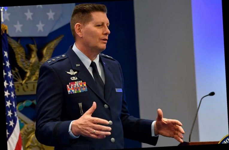 Top-ranking US Space Force officer tests positive for COVID-19