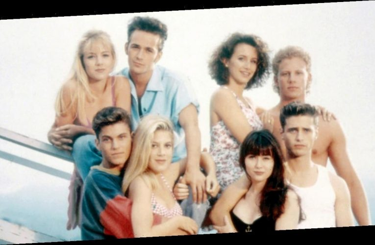 Luke Perry's 90210 Costars Share Touching Tributes on His Birthday: 'Forever In My Heart'