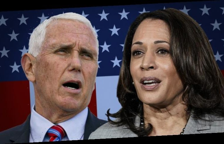 US Vice Presidential debate LIVE updates: Kamala Harris and Mike Pence face off weeks before US election
