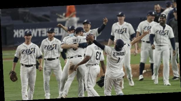 Arozarena, Rays top Astros 4-2 in Game 7, reach the World Series