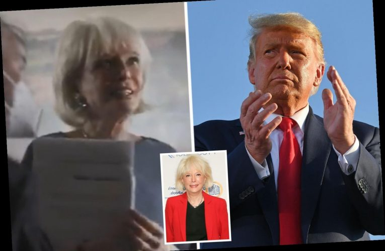 Trump 'abruptly ends 60 Minutes interview' then calls out host Lesley Stahl for 'not wearing a mask in White House'