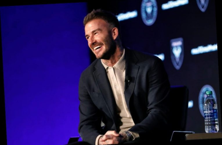 Netflix Has Reportedly Signed Up David Beckham For A Documentary Series