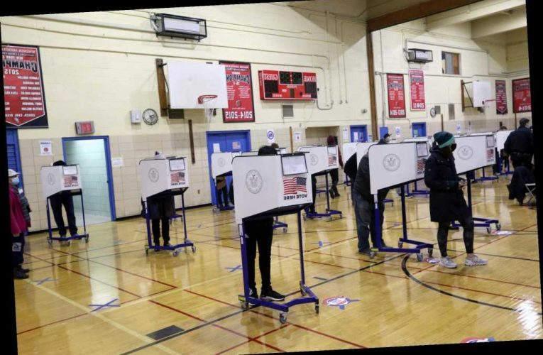 3 million New Yorkers have already cast their ballots amid early voting