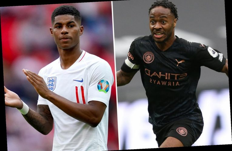 Raheem Sterling follows in Marcus Rashford's footsteps and launches fund for disadvantaged kids