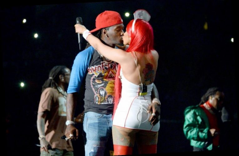 Cardi B Kisses and Dances With Offset for Her Birthday Amid Divorce