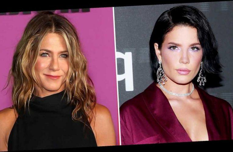 Halsey, Jennifer Aniston and More Celebs Who've Slammed Pregnancy Rumors