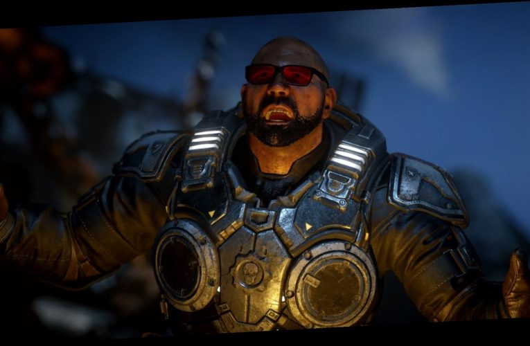 The Next-Gen Version Of Gears 5 Will Let Players Sub Marcus Fenix Out For Dave Bautista