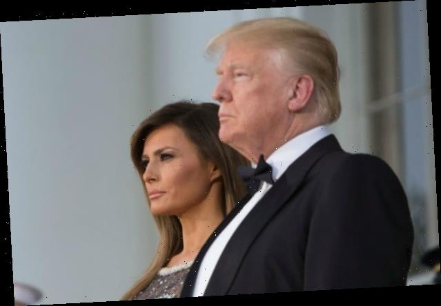 Trump and First Lady Test Postive for COVID-19: 'We Will Get Through This TOGETHER!'