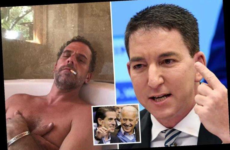 Glenn Greenwald shares bombshell article Intercept 'REFUSED' to publish slamming 'censorship of Hunter Biden emails'