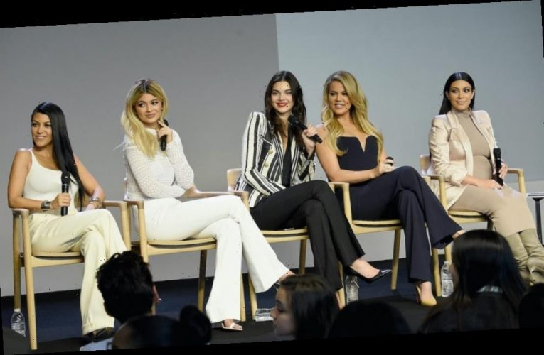 Kourtney and Khloé Kardashian Are Worth Less Than 5% Of Their Sisters