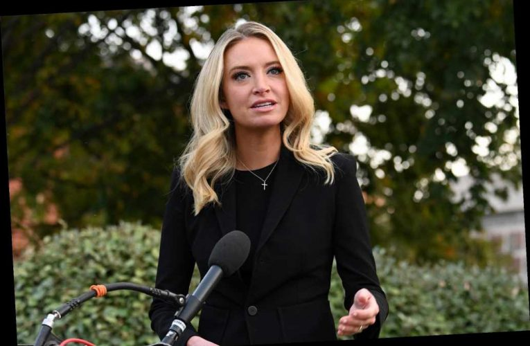 Kayleigh McEnany returns to Twitter after ban over Post article
