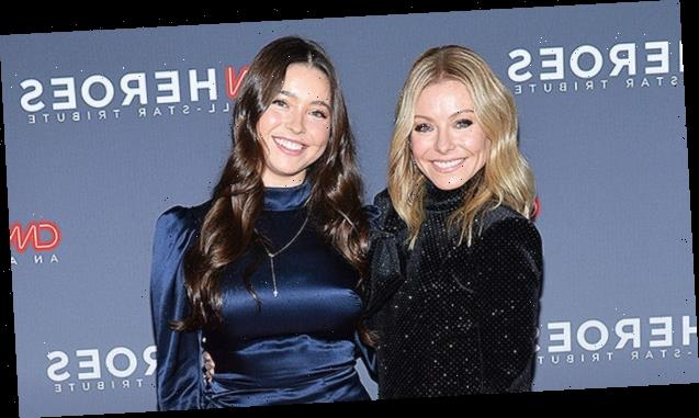 Kelly Ripa & Mark Consuelos' Daughter Lola, 19, Votes For The 1st Time & Her Mom Is So Proud — See Pic