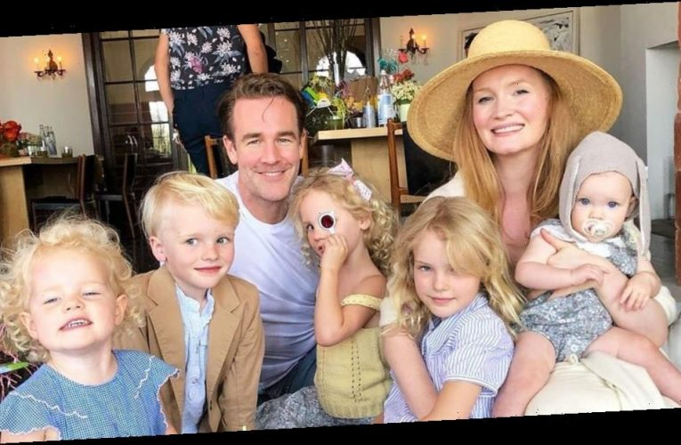 Kimberly Van Der Beek Gives Tour of Her and James' New Texas Property