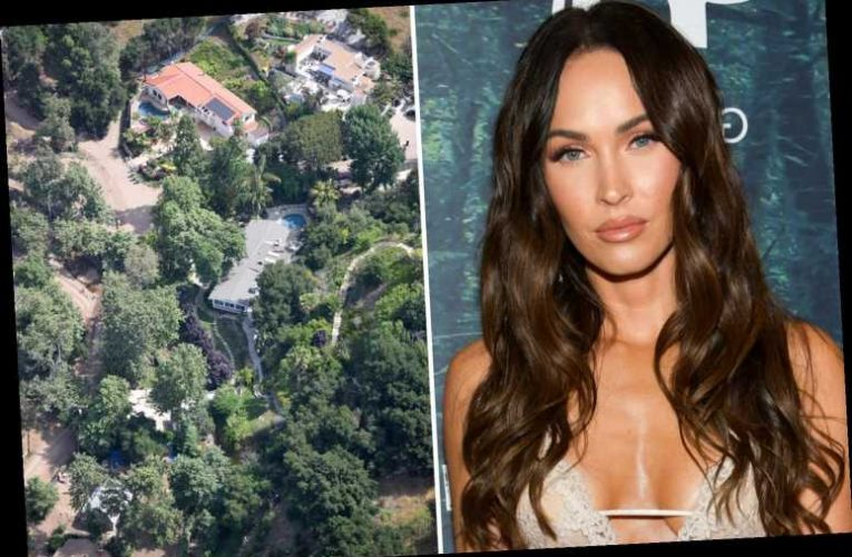 Megan Fox says she suffered chronic health problems and stress after buying 'moldy' house from Brad Pitt's manager