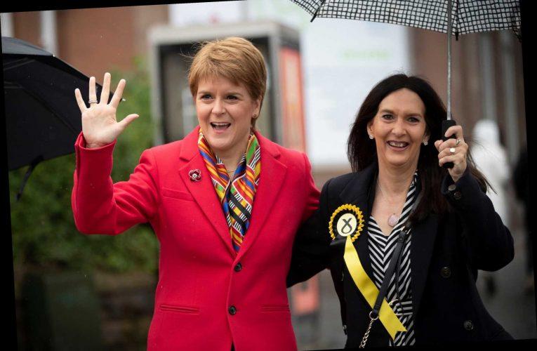 Who is SNP MP Margaret Ferrier?