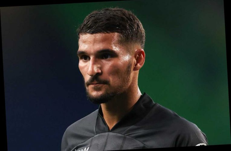 Arsenal have clear shot to Houssem Aouar transfer with Juventus unable to afford him and Lyon star wanting Gunners move