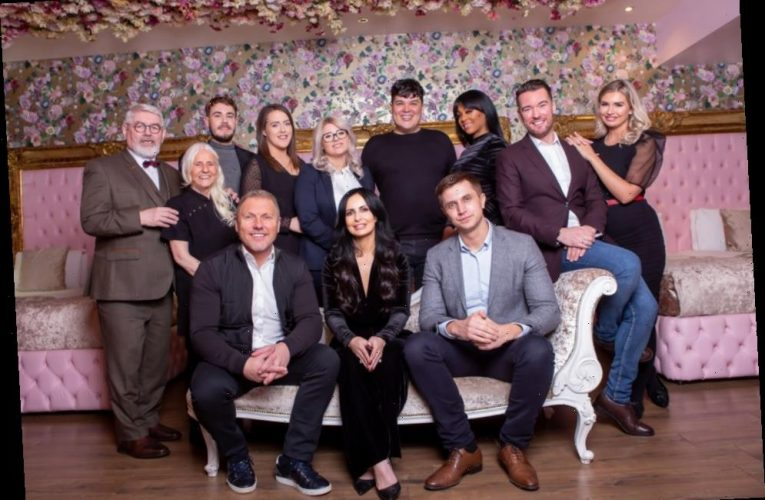 The Grand Party Hotel cast: Who works at Liverpool's Shankly Hotel?