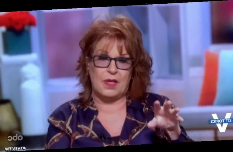 The View comedian Joy Behar rants Trump re-election would mean 'the end of this country' and claims he faked Covid