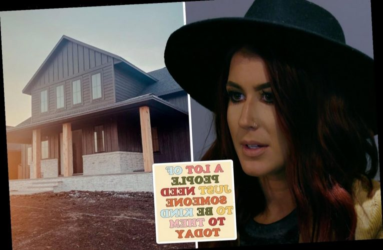 Teen Mom Chelsea Houska demands fans be 'kind' after trolls trash her new house as 'ugly' and slam her home decor line