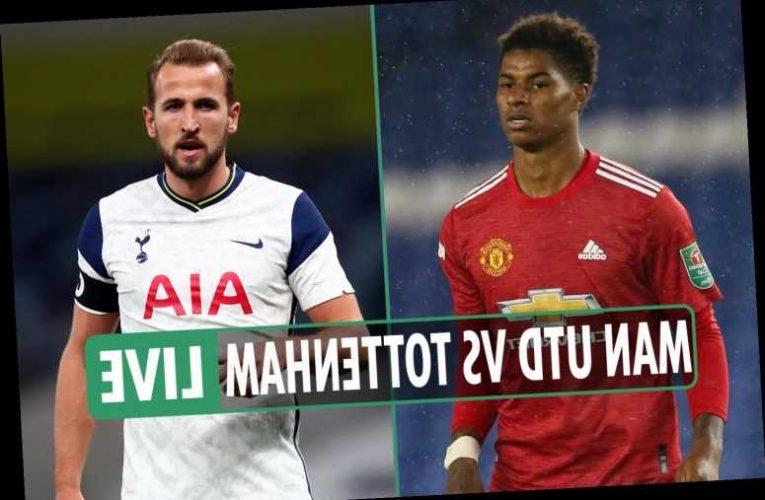 Man Utd vs Tottenham: Live stream, TV channel, kick-off time, and team news for Premier League fixture