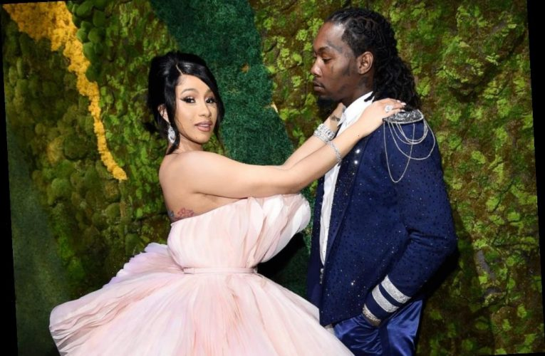 Cardi B Once Revealed She Didn't Love Calling Offset Her Husband 'In Public'