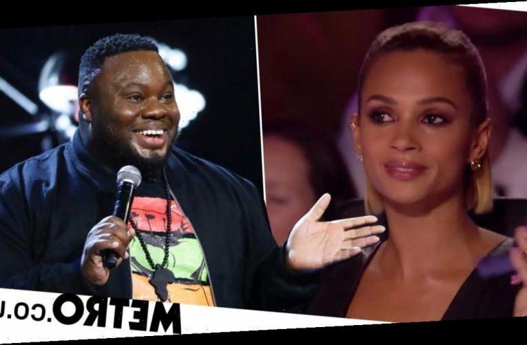 Alesha Dixon praises comedian for 'bravely' addressing racism in BGT semi-final