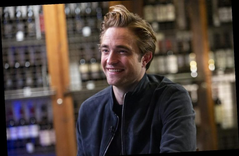Robert Pattinson Has a Thrill-Seeking Reason He's Excited for 'The Batman'
